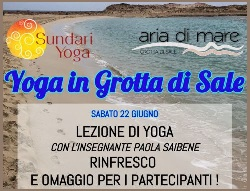 Yoga in Grotta di Sale Milano