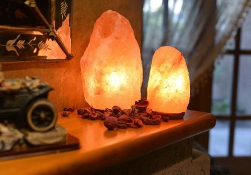 Lampada Cristallo Di Rocca Proprietà : Lampade di sale
